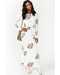 Nasty Gal Maxi Dress - Lyst