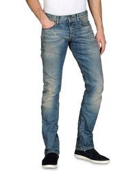 Armani Jeans Extra Slim Fit Jeans Medium Wash
