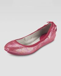 Cole Haan Air Bacara Backlace Ballet Flat - Lyst