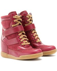 Marc By Marc Jacobs Kisha Hidden Wedge Sneakers - Lyst