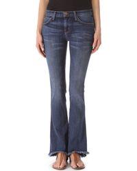 Current/Elliott The Flip Flop Jeans - Lyst