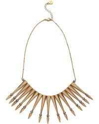 House of Harlow 1960 - Nomadic Warrior Arrow Necklace - Lyst