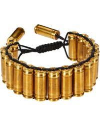 Love Bullets  Bullet Bracelet