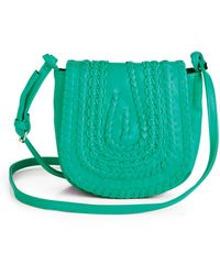 ModCloth Bridle Party Bag in Turquoise - Lyst