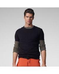 RLX Ralph Lauren Double-jersey Pocket Tee - Lyst