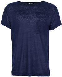 Acne Studios Pocket T-Shirt - Lyst