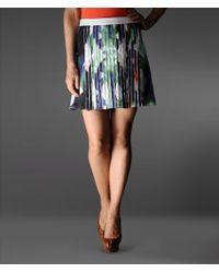Emporio Armani Mini Skirt - Lyst