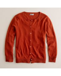 J.Crew Collection Featherweight Cashmere Cardigan - Lyst