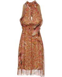 Pf Paola Frani Short Dresses - Lyst