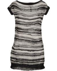 Maxime Simoens Short Dress - Lyst