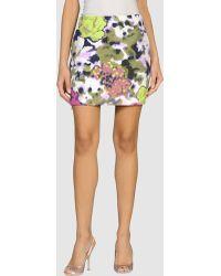 Rachel Roy   Mini Skirt   Lyst