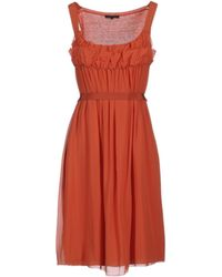 Silk And Soie - Short Dresses - Lyst