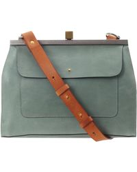 Ally Capellino - Leather Frame Bag - Lyst