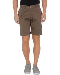 L.B.M. 1911 - Bermuda Shorts - Lyst