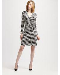 Diane von Furstenberg New Jeanne Two Dress - Lyst