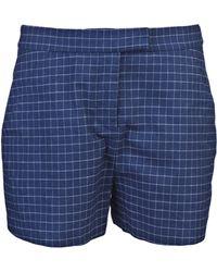 Jen Kao | Alpine Hut Shorts | Lyst
