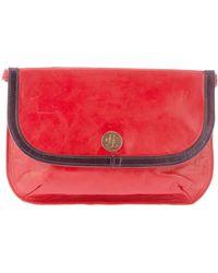 Louis Feraud Vintage Clutch Bag - Lyst