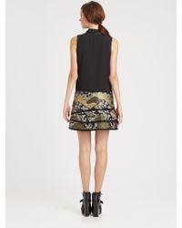 Proenza Schouler Brocade Skirt Dress - Lyst
