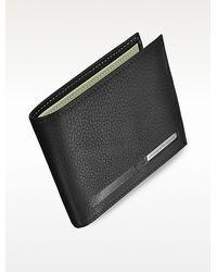 Bric's - Pininfarina Signature Leather Billfold Id Wallet - Lyst