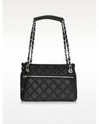 Buti Quilted Leather Shoulder Bag - Lyst