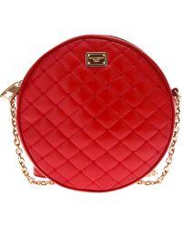 Dolce & Gabbana Quilted Mini Shoulder Bag - Lyst