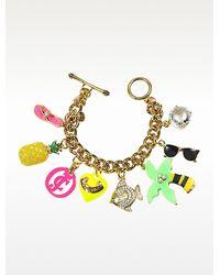 Juicy Couture - Bcharm Bracelet - Lyst