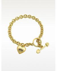 Juicy Couture - Medium Heart Bracelet - Lyst