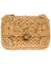 Dolce & Gabbana Shoulder Bag - Lyst