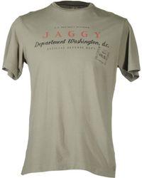 Jaggy - Short Sleeve T-shirt - Lyst