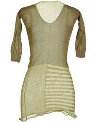 Knit Knit - Short Sleeve Jumper - Lyst