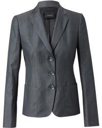 Akris - Tailored Wool Jacket - Lyst