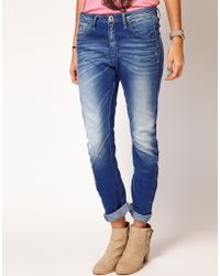 G-Star RAW  Arc 3D Tapered Skinny Jeans - Lyst