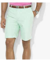 Polo Ralph Lauren Oxford Clubhouse Short - Lyst