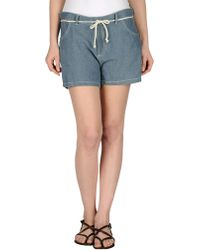 Swildens - Denim Shorts - Lyst