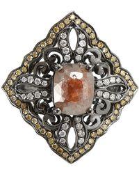 Bochic | Yellow Diamond Ring | Lyst