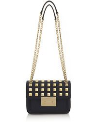 Sloan Studded Shoulder Bag 67