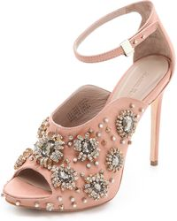 Rachel Roy - Dal Embellished Sandals - Lyst