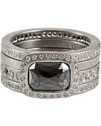 Todd Reed - White Diamond Eternity Ring - Lyst