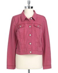 Vintage America - Denim Jacket - Lyst