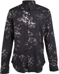 Paul Smith Printed Shirt - Lyst