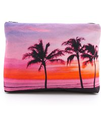 Samudra - Coco Palms Pouch - Lyst