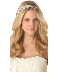 Jenny Packham - Valentine Headdress I - Lyst