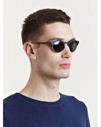 Mosley Tribes Bower Matte Black Sunglasses