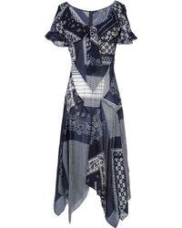 McQ by Alexander McQueen 34 Length Dresses - Lyst