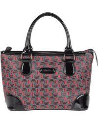 Borsalino - Medium Fabric Bag - Lyst