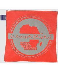 Carmina Campus - Medium Fabric Bag - Lyst