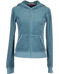 Juicy Couture Hooded Sweatshirts - Lyst