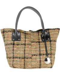 Orciani Large Fabric Bag - Lyst