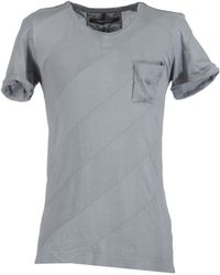 Sons Of Heroes Short Sleeve T gray - Lyst