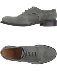 Emma Lou Lace-Up Shoes - Lyst